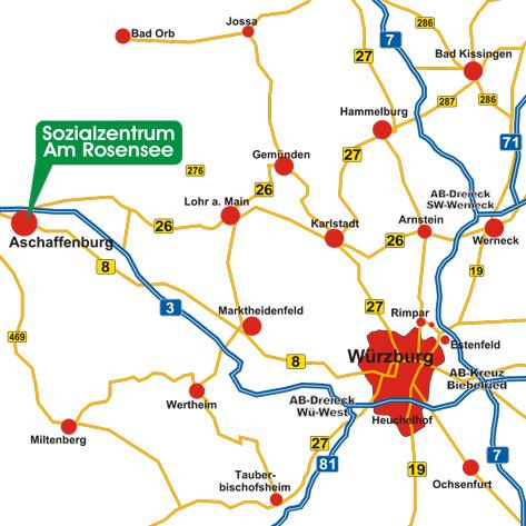 Sozialzentrum Aschaffenburg